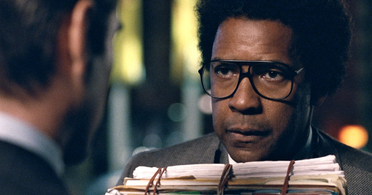 Denzel Washington is great in the less-great Roman J. Israel, Esq.: EW review
