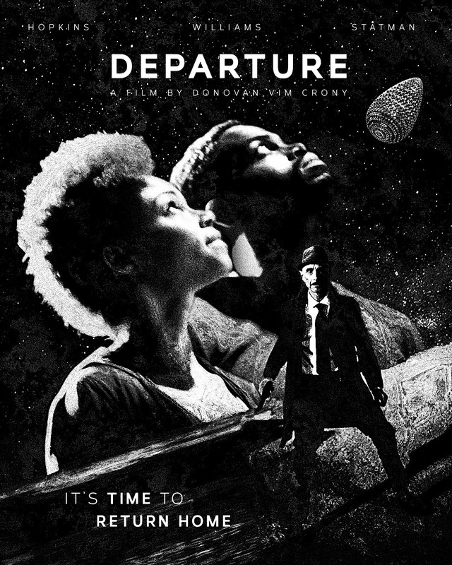 Departure directed by Donovan Vim Crony