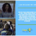 I Am, Because We Are directed by James Williams III – Augusta, GA USA – Tues., Oct. 16 – 2:30p  