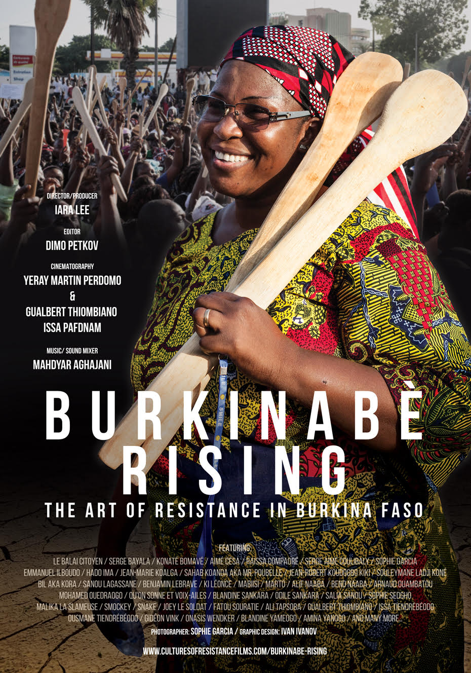 Burkinabe Rising - Documentary