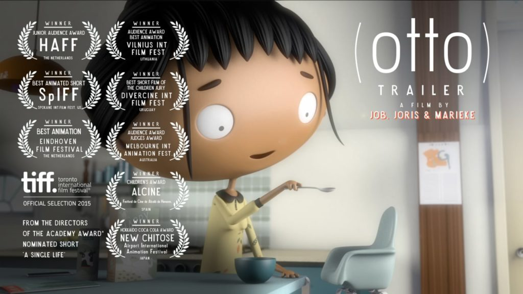 Otto written, directed, designed, produced and music composed by Job, Joris & Marieke