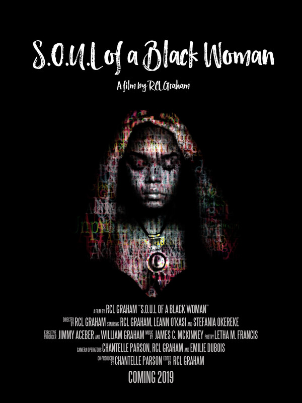 S.O.U.L of a Black Woman directed by RCL Graham (Afrofuturism)