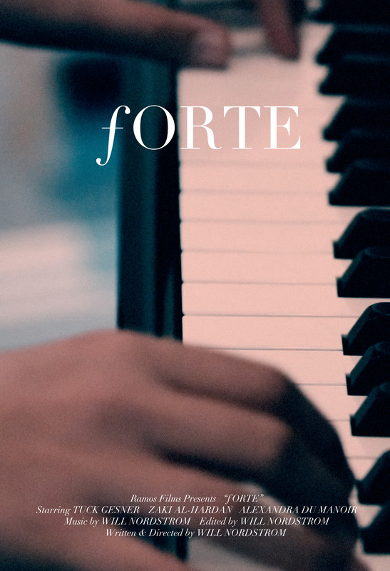Forte directed by Will Nordstrom (Videopalooza - High School Student Films)