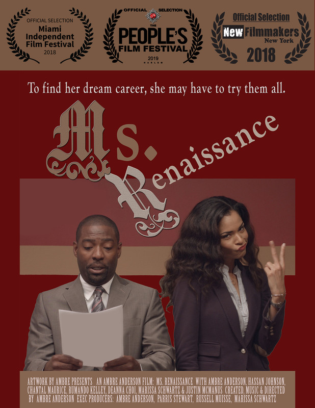 Ms. Renaissance directed by Ambre Anderson