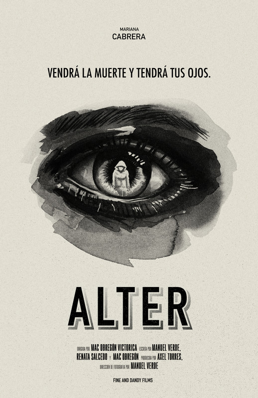 Alter directed by Manuel Verde - Mexico (Mobile Film)