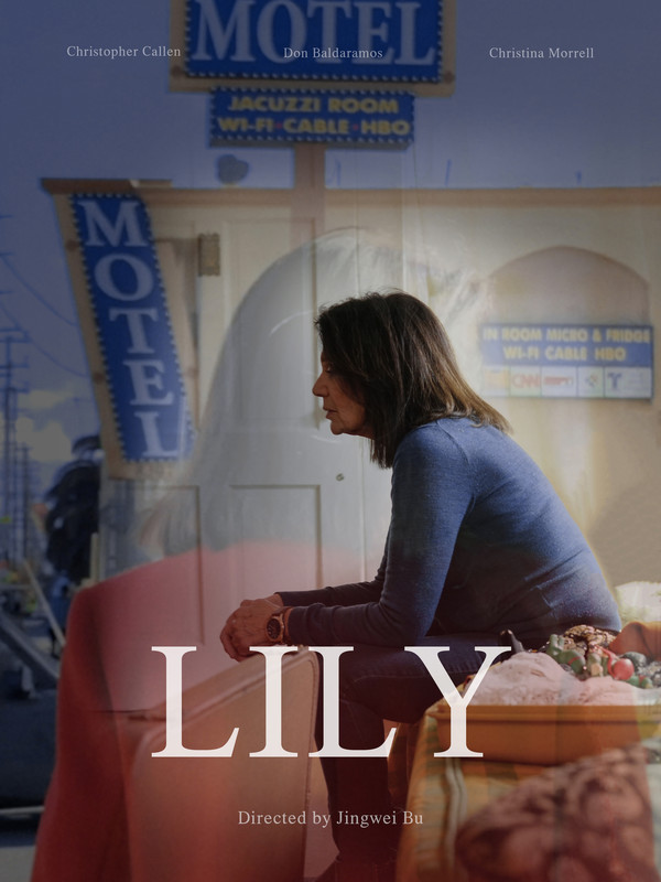 Lily directed by Jingwei Bu - California (Mobile Film)
