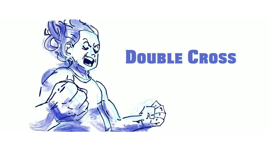 Double Cross directed by Amiri Scrutchin (Videopalooza - High School Student Films)