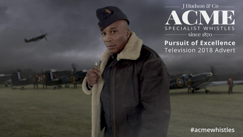 Pursuit of Excellence ACME Whistles TV Advert directed by Darren Teale