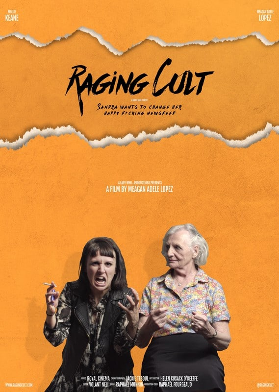 Raging Cult directed by Meagan Adele Lopez (Short Film)