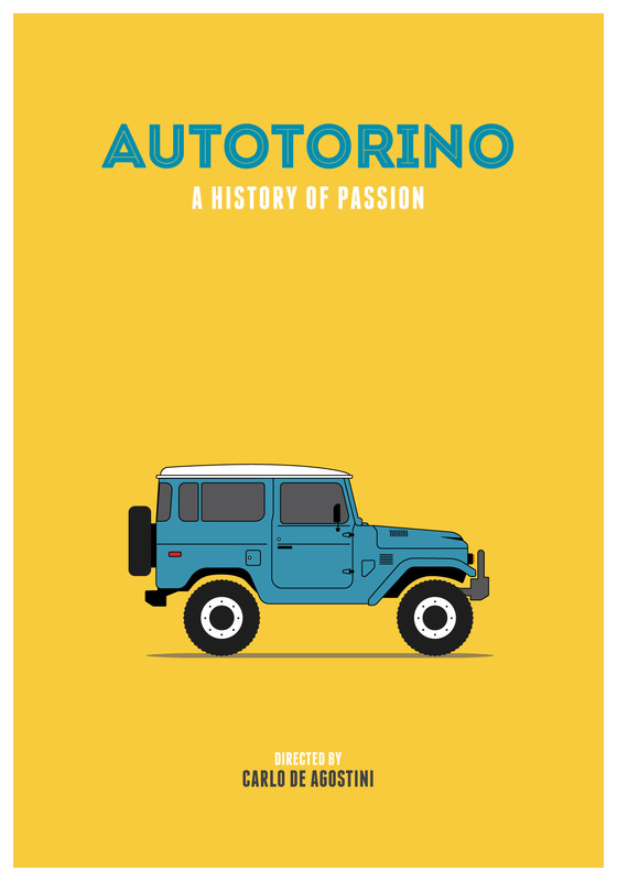 Autotorino. A history of passion. directed by Carlo De Agostini - Italy (Commercial)