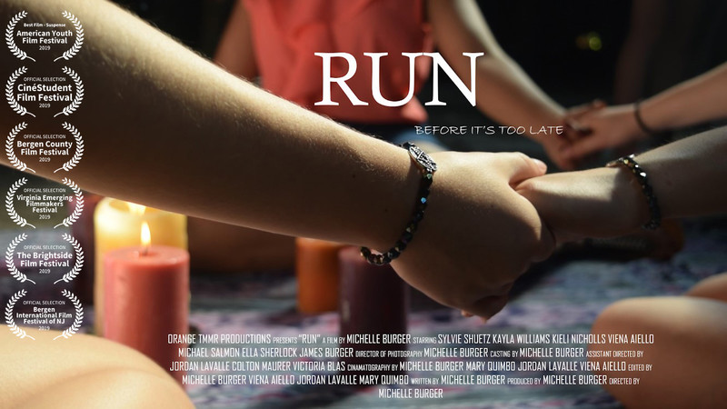 Run directed by Michelle Burger (Videopalooza - High School Student Filmmaker)