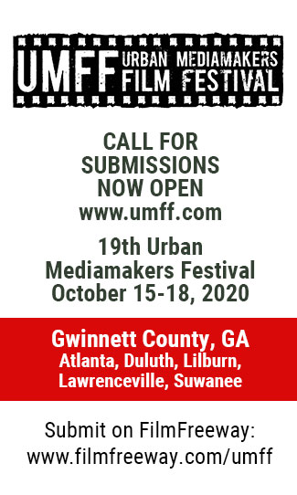 19th UMFF 2020 Call for Submissions Now Open