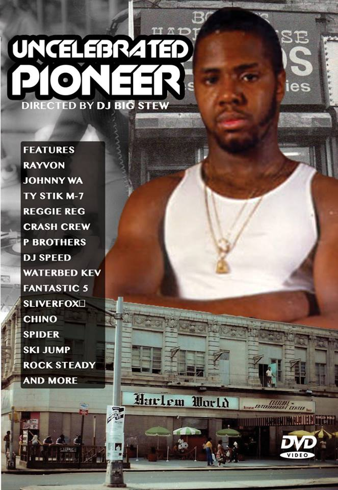 The Uncelebrated Pioneer (The History Of Harlem Hip Hop) directed by Kevin Stewart (Trailer)