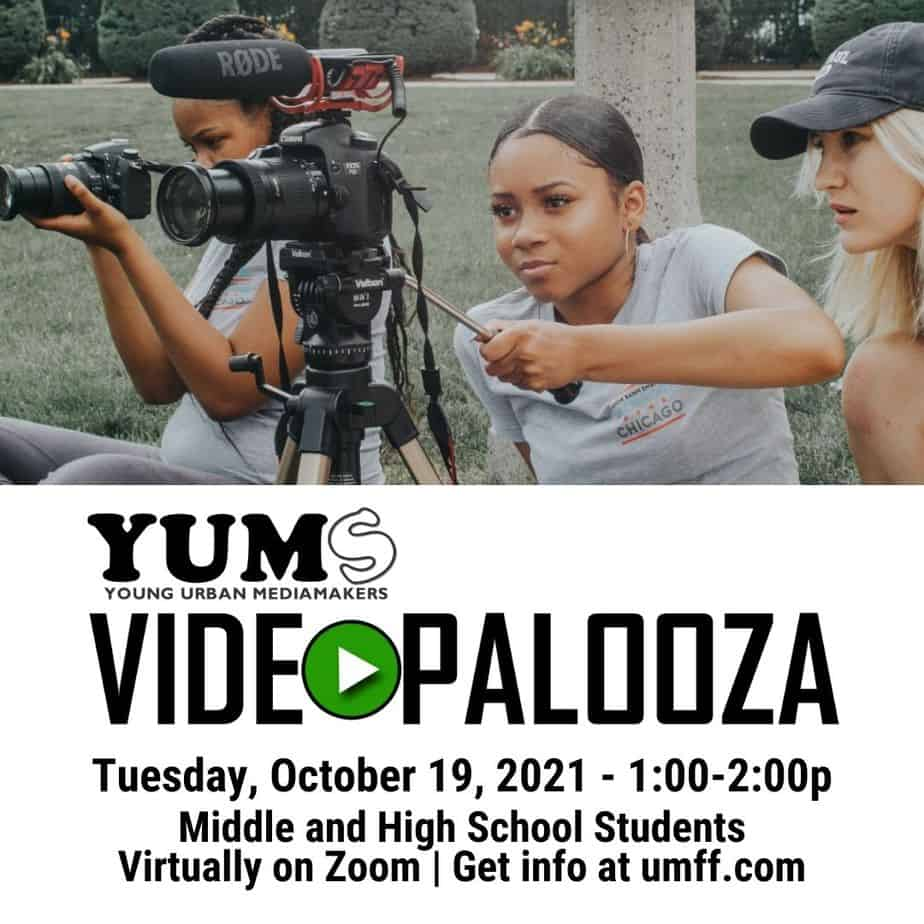 Young Urban Mediamakers Videopalooza Competition
